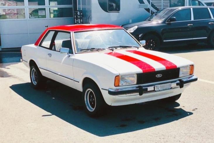 ford 1978 Taunus blur